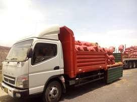 Vendo camión Fuso de 4 ton y 6 ton