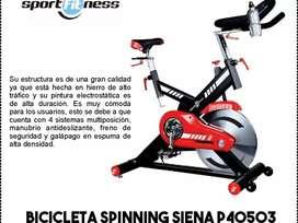 Spinning sport fitness