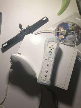 Wii + Juegos + Mando