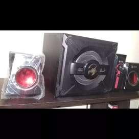 Sistema De Sonido Audio.Gamer G×2.1 TL