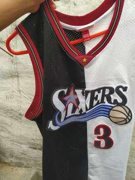 PETO NBA, ALLEN IVERSON 1996-1997