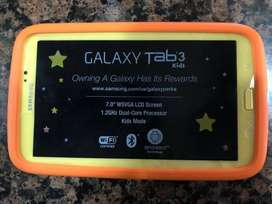 TABLET SAMSUNG TAB 3 FOR KIDS (Para Niños)
