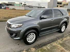 Hermosa Fortuner 2014 T/A