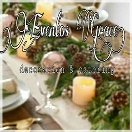 Decoracion de Eventos & Catering