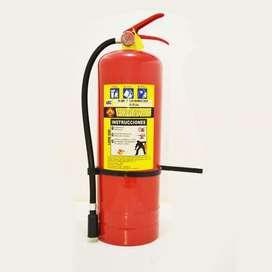 Extintores de PQS 10 y 20lb