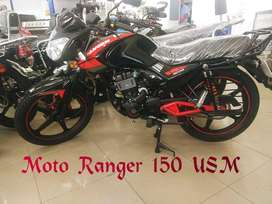 MOTO RANGER 150 USM  OFERTA CHIMASA S.A