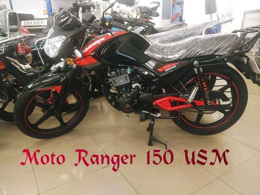 MOTO RANGER 150 USM  OFERTA CHIMASA S.A 0