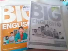 Libro big english 1 pupils book y big english 1 activity book