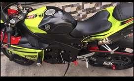 Moto súper bike