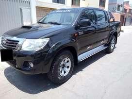 Vendo Mi Toyota Hilux 2013