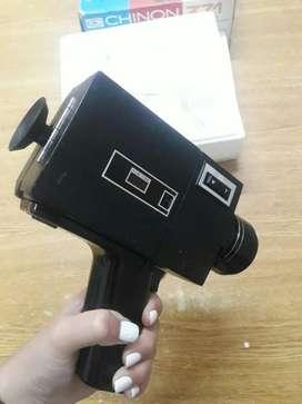 Impecable Filmadora Chinon 371. Japonesa