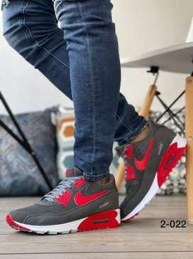 Zapato Tennis Deportivo Nike Airmax Para Hombre