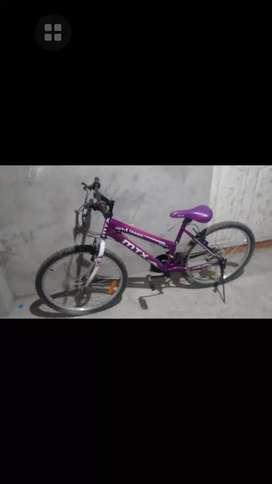 De oportunidad bicicleta montañera