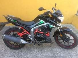 Vendo o permuto x otra moto (brava altino 2019 ,  200 cc)
