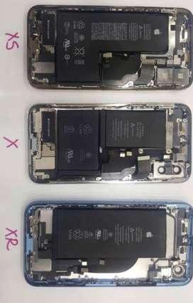 bateria para iphone x xs xs max iphone 6, 7, 8, 8 plus originales