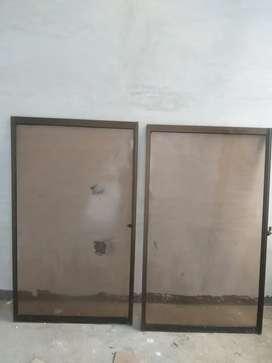 Se venden ventanas de aluminio en excelente estado