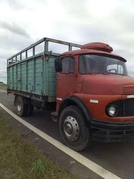 Camión para Mudanzas y Fletes