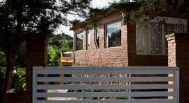Casa en Villa Lago Azul con pileta para 6 personas