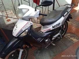 Vendo moto keewey 110