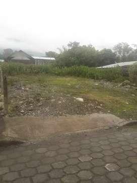 Se vende o cambio un lote de terreno en San Francisco de Borja Napo