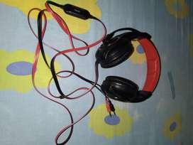 Vendo estos audífonos con micrófono
