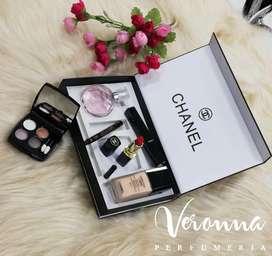 Chanel Estuche 6 En 1 Set Makeup Con Perfume Veronna