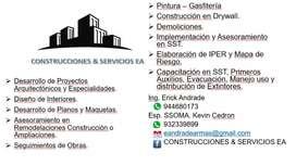 Construcciones y Servicios EA