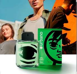 Perfume urbano recria 100 ml de natura