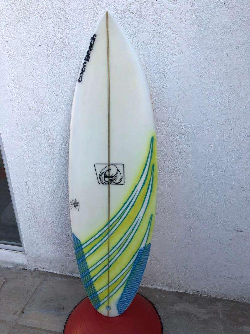 Tabla de surf 5.6 nueva ideal chicos o pro 0