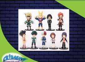 Figuras My Hero Academia izuku katsuki