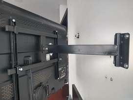 Tv audio y soportes,repisas