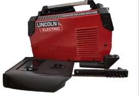 Equipo de soldadura inversor electrodo revestido 200 amperios 110 y 220 tipo Lincoln