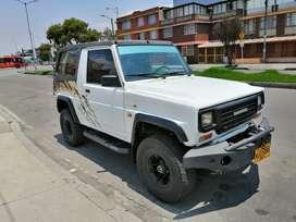 Vendo Campero Daihatsu Rocky modelo 1992