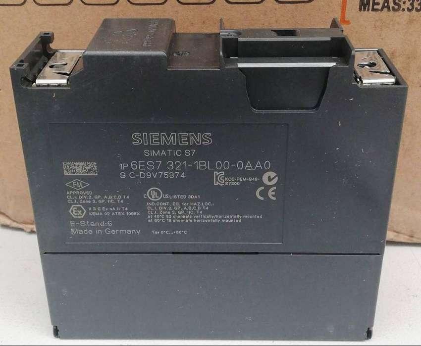 Módulo de entradas digitales SIEMENS 6ES7321-1BL00-0AA0 0