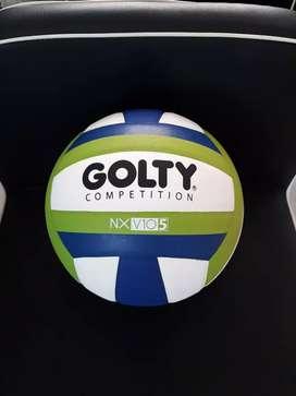 Vendo O  trueque  Balón de Voleibol Golty COMPETITION NX V10 #5  Nuevo