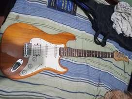 Guitarra electrica Rockstar