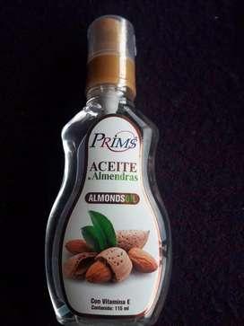 Aceites naturales para la piel y el cabello
