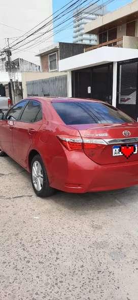 Toyota Corolla XEI 2016 Atomatico