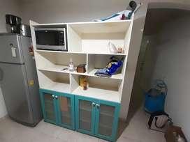 Mueble Alacena, o guardado, ideal para cocina