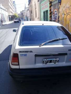 Chevrolet kadett c gnc 1995 oportunidad