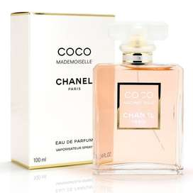 Perfume Chanel Coco Mademoiselle 100ML EDP Original Delivery Gratis