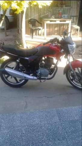 Vendo Moto Zanella RX 150cc