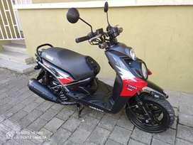 Yamaha bws 125 x modelo 2019 Soat tecno mes 03 2022 motor excelente
