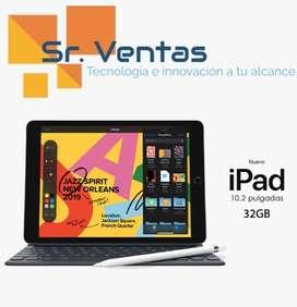 iPad 10.2 Pulgadas 7ma Gen 32gb