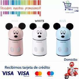 Humodificador Difusor de Aroma Mickey Mouse