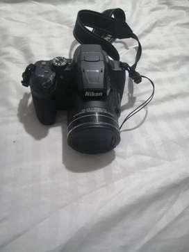 Nikon cámara digital B700