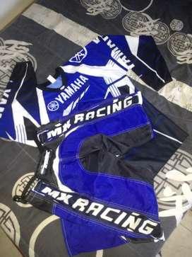 Traje Motocross Fox Talle/s Large