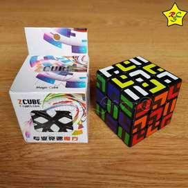 Cubo Rubik Laberinto 3x3 Maze Cube Z Cube Alta Dificultad
