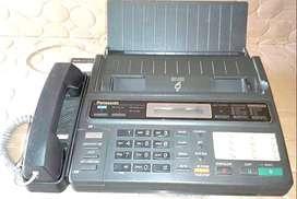 Teléfono /fax Panasonic