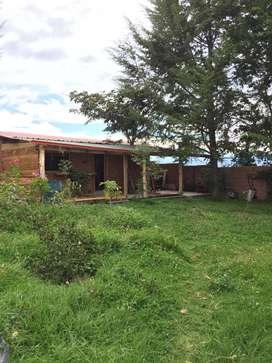 Arriendo Casa Pequeña. Valle de los Chillos.Campo.